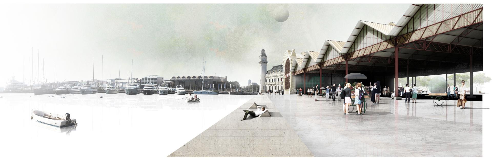 Visualizacion de Arquitectura Archviz Architectural Visualization