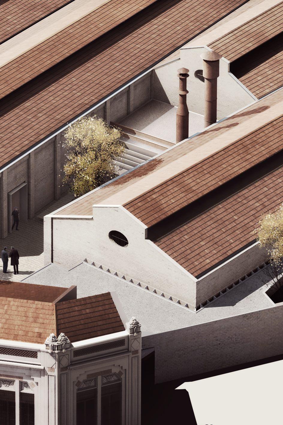 Archviz Architectural Visualization Render